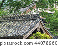 traditional japanese rooftiles 44078960