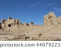 jiaohe, ruins, world 44079223