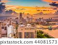 Yokohama, Japan City Skyline 44081573