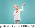 girl, smiling, teen 44082050