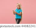 woman, girl, phone 44082241