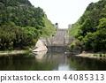 한국, 저수지, 수력발전소 44085313