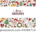 Christmas Greeting Card 44086714