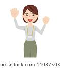 商業休閒 事業女性 商務女性 44087503
