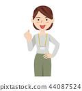 商業休閒 事業女性 商務女性 44087524