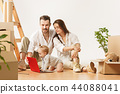 family, moving, girl 44088041