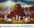聖經 塔 神話 44088091