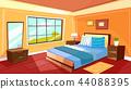 interior, bedroom, room 44088395