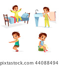 routine boy kid 44088494