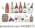 葡萄酒 紅酒 酒 44088571