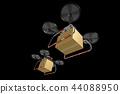 無人機交付圖像(編隊飛行版) 44088950