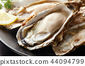 生牡蛎图像 44094799