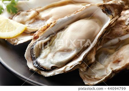 生牡蠣圖像 44094799