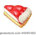 草莓餡餅 44095483