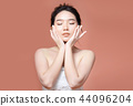 beauty woman asia and have white skin charm  44096204