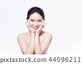 beauty woman asia and have white skin charm  44096211