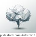 Vector design network communication technology 44096611