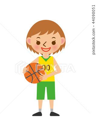 농구 여자 44098051