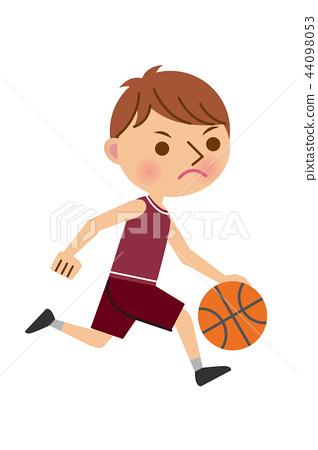 籃球男子 44098053