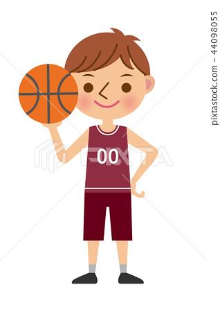籃球男子 44098055
