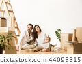 family, moving, unpacking 44098815