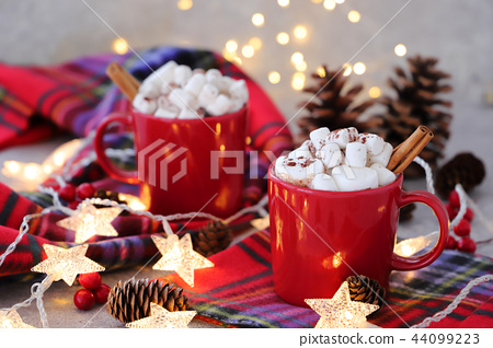 棉花糖 圣诞节 耶诞 44099223