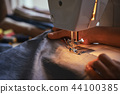 Working seamstress 44100385
