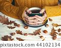 Beautiful autumn background 44102134