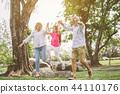 Happy family 44110176