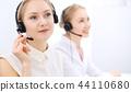 呼叫中心 客服 女人 44110680
