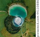Germany Bavaria Lake Nature air drone 360 vr virtual reality panorama 44110886