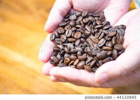 咖啡豆 44110945