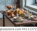banquet brown setting 44111372