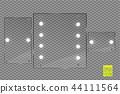 bulb, frame, lamp 44111564