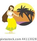 훌라, 훌라댄스, 훌라 댄스 44113028