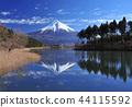 풍경, 경치, 후지산 44115592