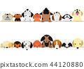 vector vectors dog 44120880