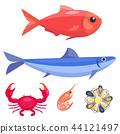 vector, illustration, food 44121497