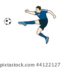 ฟุตบอล,ลูกฟุตบอล,นักฟุตบอล 44122127