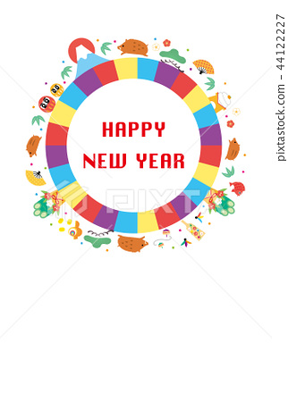 new years card material for new years cards blank expression 44122227