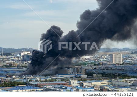 Fire, Sihwa Industrial Complex, Siheung, Gyeonggi-do 44125121
