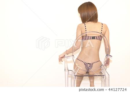 일본인 여성의 누드 44127724