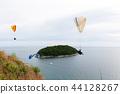paraglider extreme sports in phuket thailand 44128267