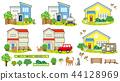 独立式住宅 房屋 房子 44128969