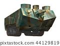 坦克 毛蟲 44129819