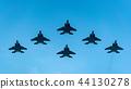 에어쇼 전투기 편대 비행 44130278