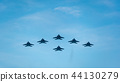 에어쇼 전투기 편대 비행 44130279