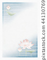 พื้นหลังโปสการ์ดไว้ทุกข์ (Lotus ・ Lotus) 44130769