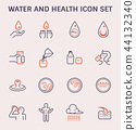 water health icon 44132340