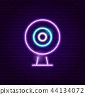webcam, neon, cam 44134072